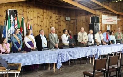 Gaúchos de todo o Brasil se reuniram no CTG Meu Pago