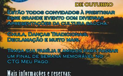 FETG – SP e Domingueira  do CTG Meu Pago