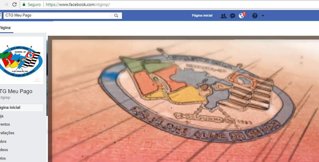 Confira a programação no Facebook do CTG Meu Pago
